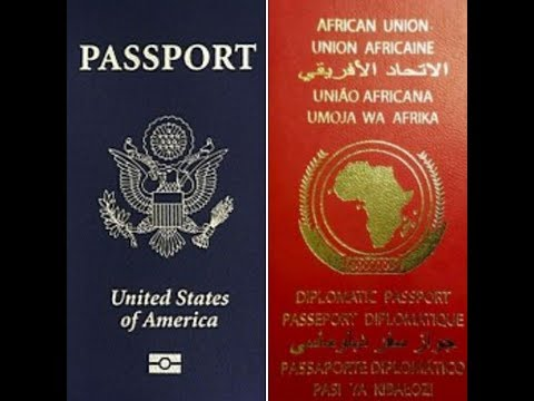 Utility and Right: African-American (and Diaspora) Dual-Citizenship with African nations