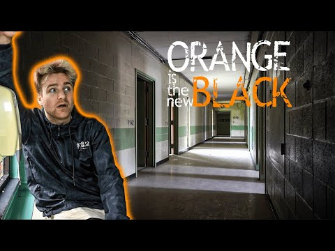 Abandoned Movie Set - Orange Is The New Black