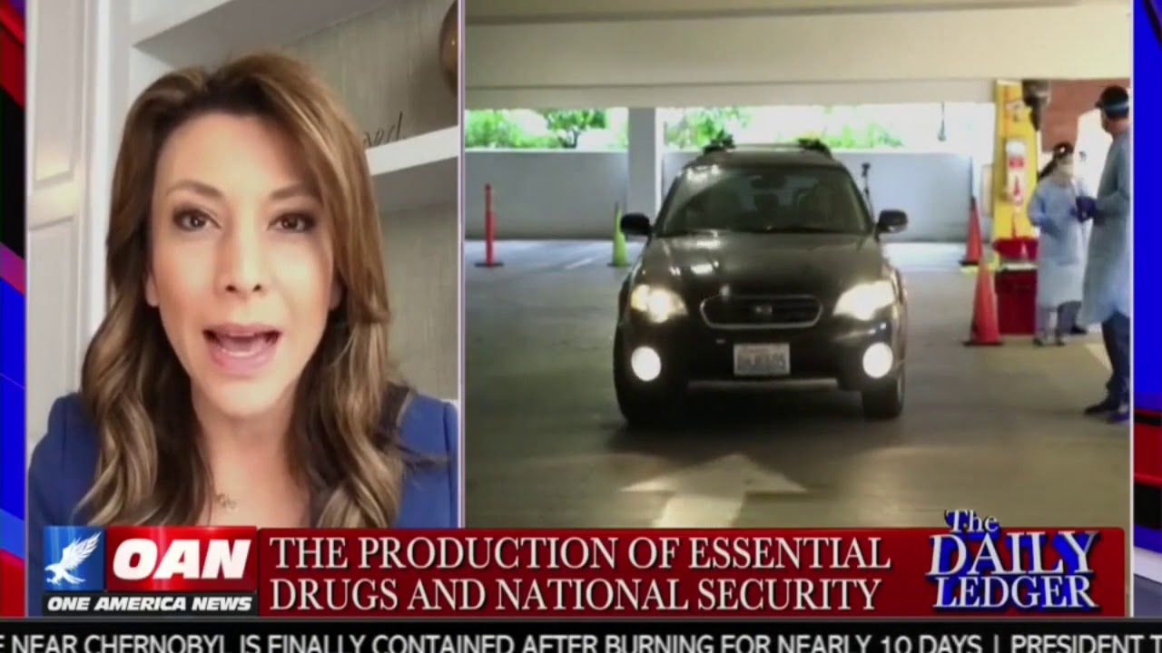 One America Network Reports, Fixing our Dependence on China for Drug Manufacturing | Bright Path Lab