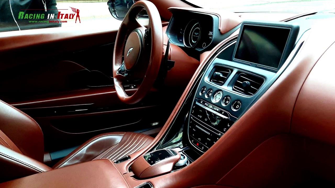 Noleggia una Aston Martin DB11 Cabrio a | Milano | Lago di Garda | Venezia | Modena | Bologna