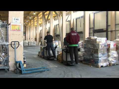 Работа в «Холидей Классик»: работник склада