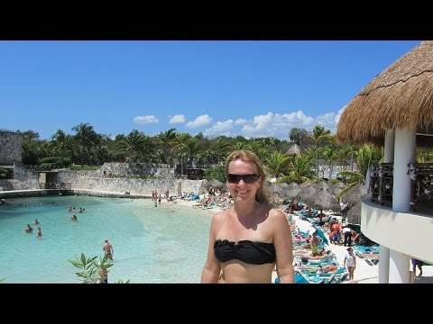 Occidental at XCaret destination hotel, Riviera Maya, Mexico