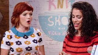 THE KNIT SHOW: The Knitting Trends Episode