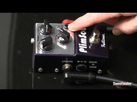 Fulltone PlimSoul Overdrive Pedal Review by Don Carr