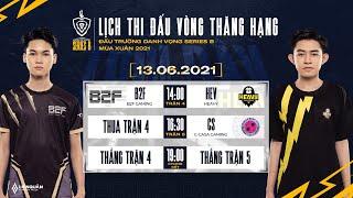 B2F GAMING Vô Địch ĐTDV Series B, tiếp tục cùng HEAVY thi đấu tại Đấu Trường Danh Vọng mùa Đông 2021