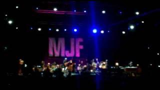 Mike Patton Mondo Cane - Urlo Negro - Milano Jazzin Festival - 25/07/2010