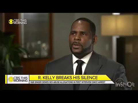 R. Kelly CBS (Extended) Interview With Gayle King