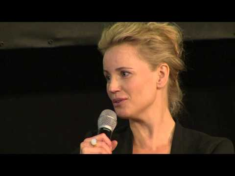 The Bridge Q&A with Sofia Helin & Kim Bodnia at Nordicana 2014