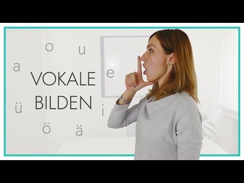Vokale im Deutschen