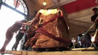Evolution sculptures monumentales de Marc Quinn