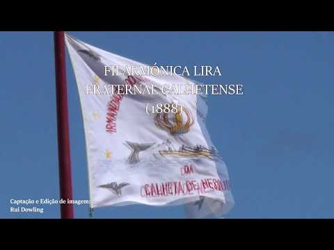 Lira Fraternal Calhetense 1888 - Calheta de Nesquim , Maio 2018