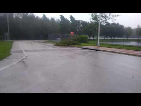TIME WITH HURRICANE IRMA - UA Lawncare - Jacksonville Florida