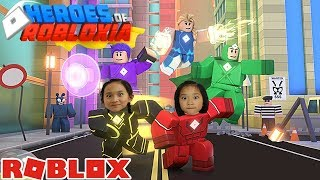Roblox: Heroes of Robloxia 🛡 / Missions 1, 2, & 3!