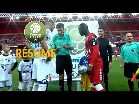 Valenciennes FC - FC Sochaux-Montbéliard ( 2-2 ) - Résumé - (VAFC - FCSM) / 2017-18