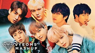 Video [CRYSTAL SNOW ver.] BTS - THE TRUTH UNTOLD / CRYSTAL SNOW / SPRING DAY (MASHUP) download MP3, 3GP, MP4, WEBM, AVI, FLV Juli 2018