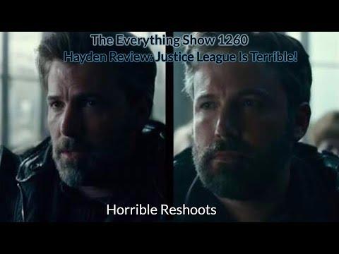 """ES1260: """"Justice League Is Terrible""""! Hayden's Spoiler Review!"""