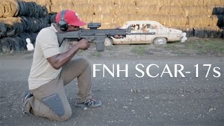FNH SCAR-17s : When UGGs, pistons, and .308s Collide