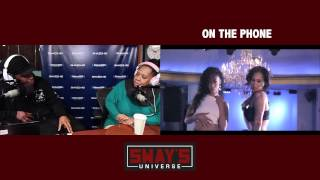 Porn Star Fails to Put Maino in Jail. Maino Calls Sway in the Morning to Explain.