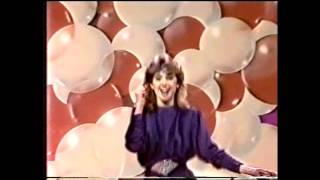Karen Dunkerton sings 99 Love Balloons on Young Talent Time in 1984.