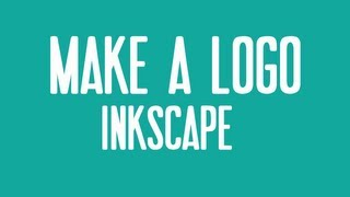 How To Make A Logo In Inkscape