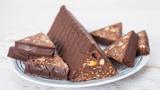 Bebina kuhinja - Posne toblerone - Domaći video recept