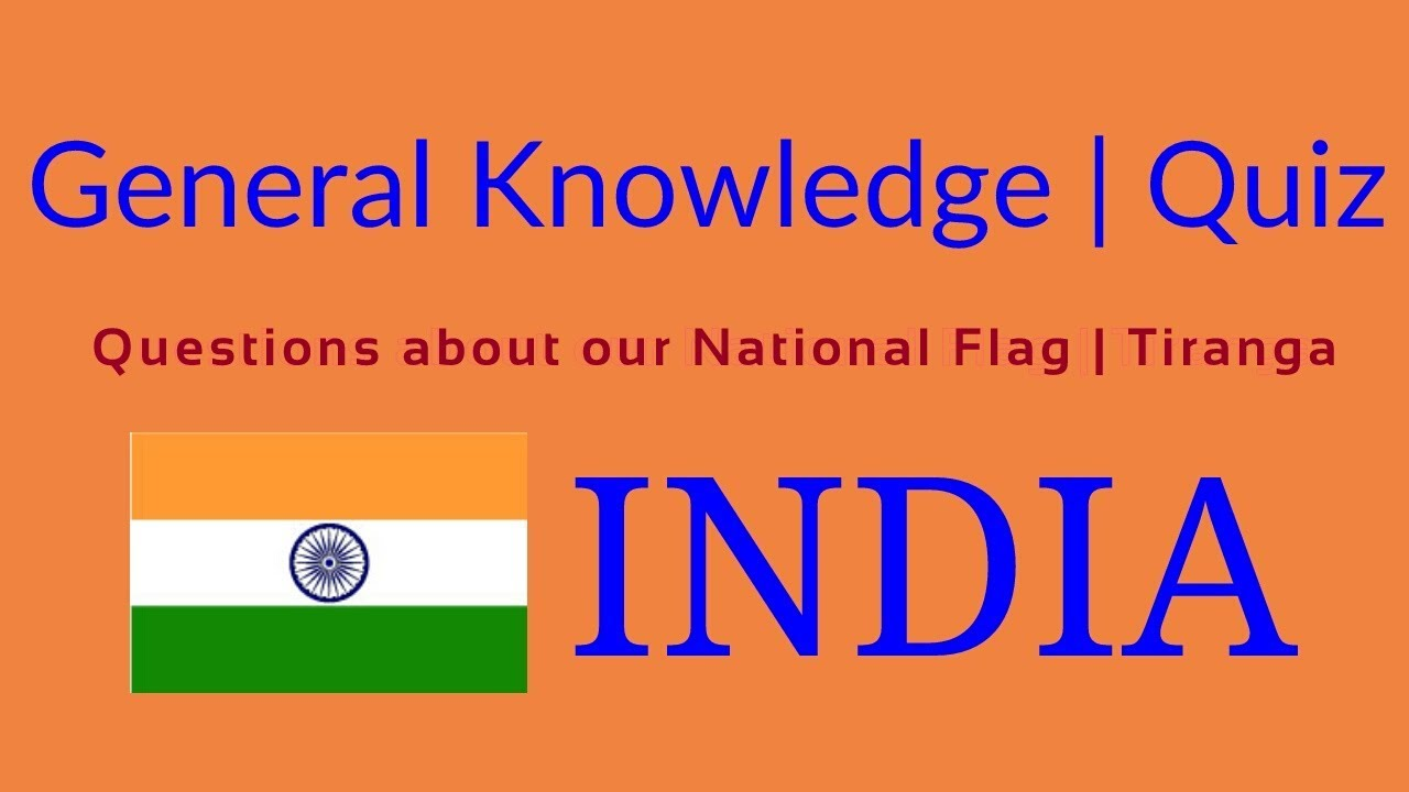 General Knowledge (GK) Quiz   Common Questions on our ...