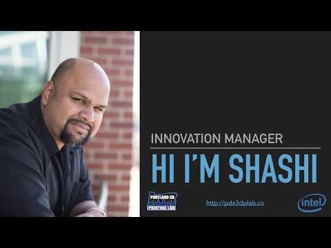 Robotic Design: How to Achieve Customisation at Scale - Shashi Jain, Intel Corporation
