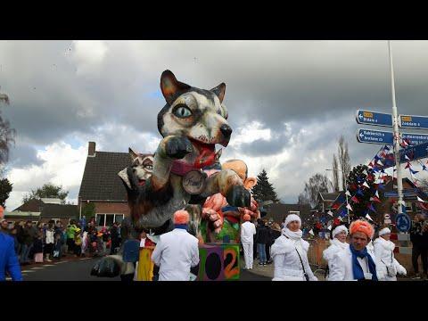 Carnavalsoptocht Loerbeek/Beek 2018