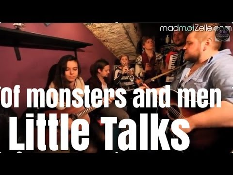 Of Monsters and Men - Little Talks unplugged