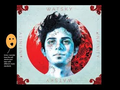 "Watsky - ""X Infinity"" Album Review"