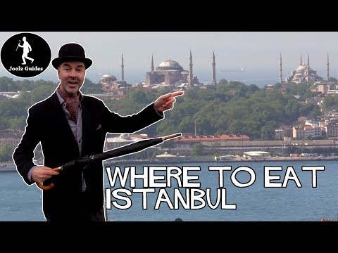 Istanbul - Where To Eat And Buy Food