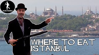 Istanbul Where to Eat and Buy Food