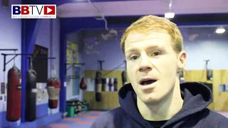 A WELSH FIGHTER IN NOTTINGHAM: CARWYN HERBERT DISCUSSES THE MIDLANDS FIGHT SCENCE