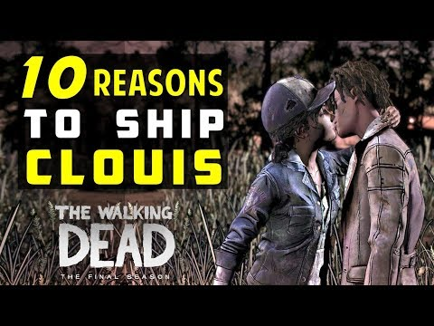 10 Reasons to Ship Clouis | Why is Louis Good for Clementine | TWDG (Louis x Clem Romance)