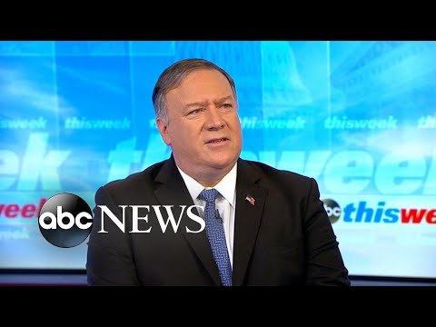 It's important to 'play out every diplomatic opportunity' on North Korea: Mike Pompeo