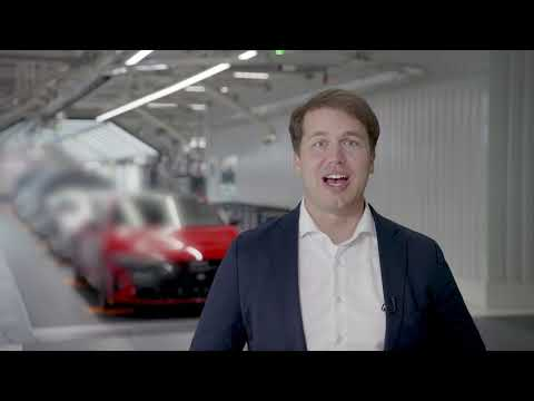 Julius Seebach about the electrification strategy of the Audi Sport GmbH