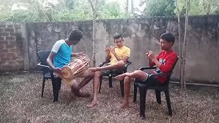 Sinhala songs flute instrumental Nonstop