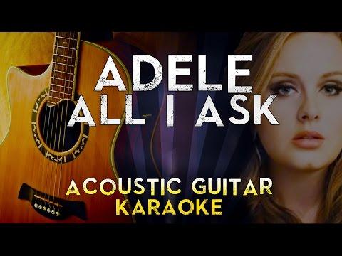 adele---all-i-ask-|-lower-key-acoustic-guitar-karaoke-instrumental-lyrics-cover-sing-along