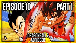 DragonBall Z Abridged: Episode 10 Part 1 - TeamFourStar (TFS) thumbnail
