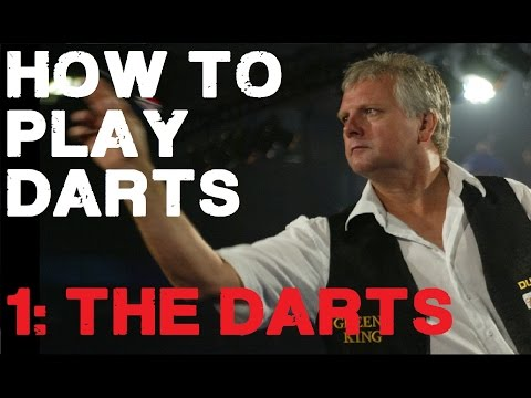 How To Play Darts | Rod Harrington
