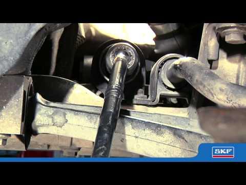 SKF - instalación de un fuelle de dirección específico (ES)