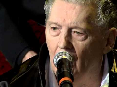 Jerry Lee Lewis - Whole Lotta Shakin' Goin' On (Live at Farm Aid 2008)