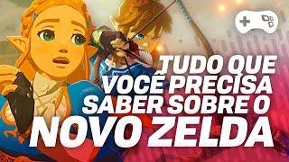 TUDO O QUE VOCÊ PRECISA SABER SOBRE ZELDA: BREATH OF THE WILD - TecMundo Games