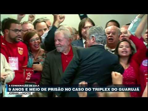 Lula é Condenado No Caso Do Tríplex Do Guarujá
