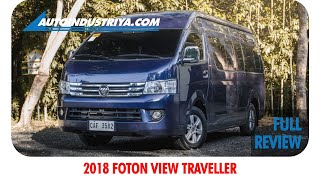2018 Foton View Traveller - Full Review