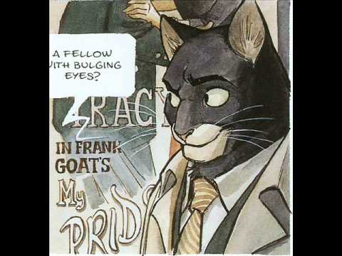 Anything You Can Do (I Can Do Better) - Blacksad by Diaz Canales and Juanjo Guarnido