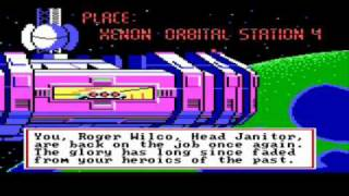 Space Quest 2 trailer