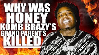 Real Rap Show | Episode 18 | Why Was Honey Komb Brazy's Grandparents Killed