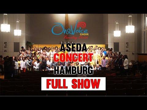 Aseda Concert Hamburg - Full Show