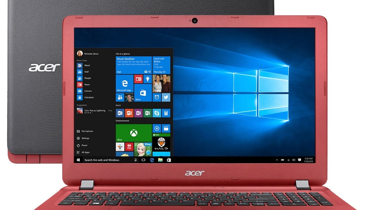 Notebook Acer Aspire Es 15 Intel Core I5 6 170 Gera 231 227 O 4gb